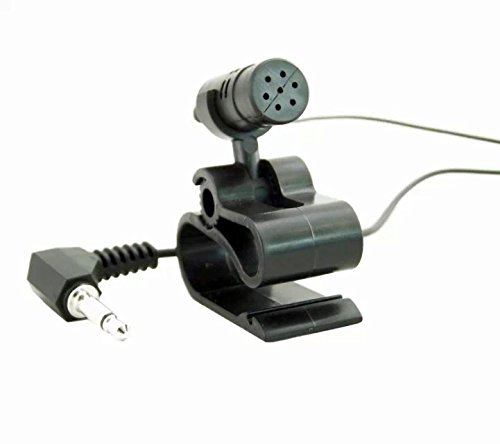Goliton Car DVD Nvigtion microfono bluetooth per Pioneer CPM1084 CPM1083 - Nero