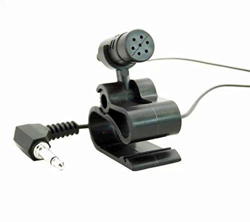 Goliton® Auto DVD Nvigtion Bluetooth Mikrofon Mic Versammlung für Pioneer CPM1084 CPM1083 - Schwarz