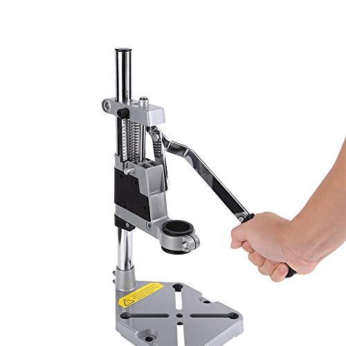 Buy Bargain Universal Drill Press Stand Adjustable Bench Clamp Heavy Duty Drill Press Holder Workben...