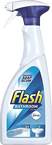 3 x Bathroom Cleaning Spray, 750ml
