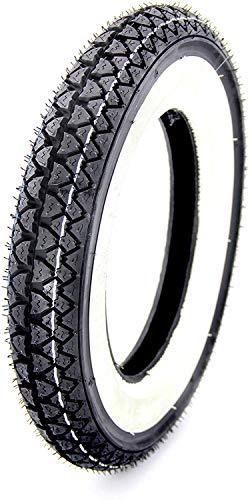 Kenda Weißwand Reifen K333-3,00 x 10 Zoll - 4PR - 42J - TT - für Roller
