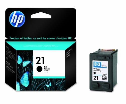 HP N°21 Cartouche d'encre d'origine Noir