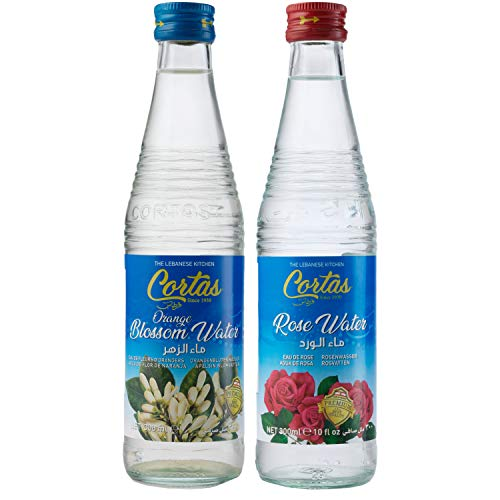 Rose Water & Orange Blossom Water Pack