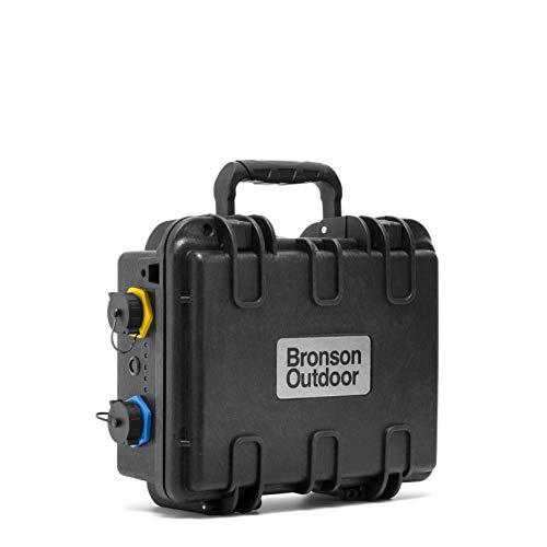 Bronson Outdoor MB 35 14,4V NMC Lithium-Ionen Batterie Akku 35Ah wasserdicht für 12V Bootsmotoren
