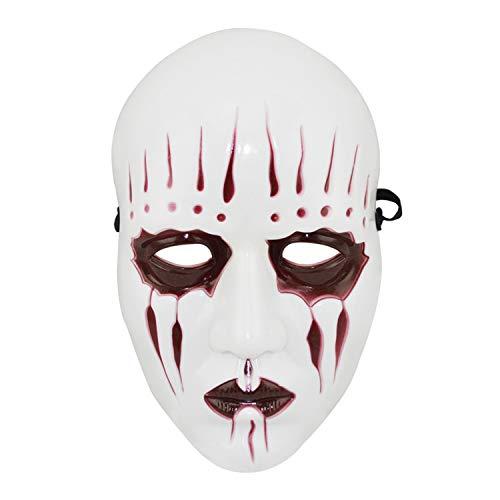 QWEASZER Slipknot Mask Cosplay Slipknot Joey jordison má