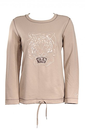 KAIPA SPORTSWEAR GMBH Sweatshirt mit Stickerei - 44