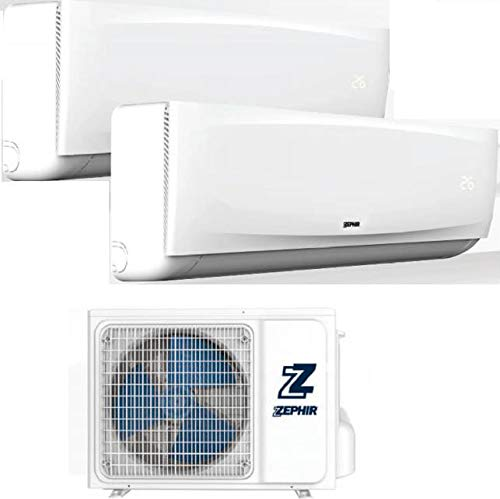 Zephir CLIMATIZ. Dual 9000+9000 R32 A++ +