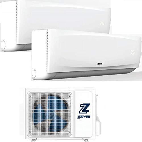Zephir CLIMATIZ.INV. Dual 9000+12000 R32 A++