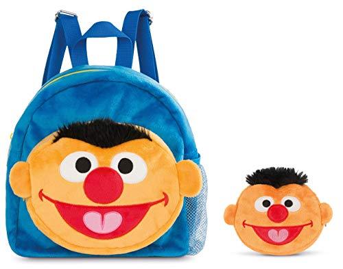 Sesamstraße Kindergartentasche Ernie + Münztäschchen