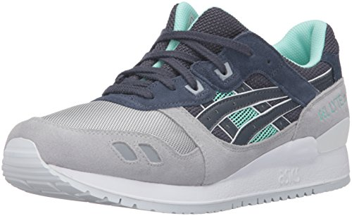 ASICS Men's Gel-Lyte III Fashion Sneaker, India Ink/India Ink, 8.5 M US
