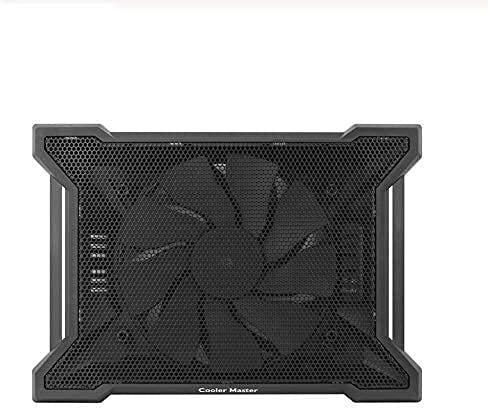 ZUIZUI Sluce Ultrathin Portátil Cojín de enfriamiento 200 mm Mute Fan Base del Enfriador del portátil, para computadoras portátiles 0-15 Pulgadas