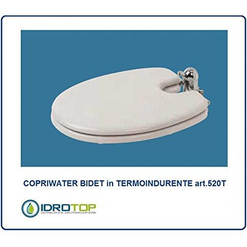 idrotop COPRIWATER E Bidet Sedile con Funzione Bidet Incorporato Art.520T OT COPRIWATER E Bidet Sedile con Funzione Bidet Incorporato