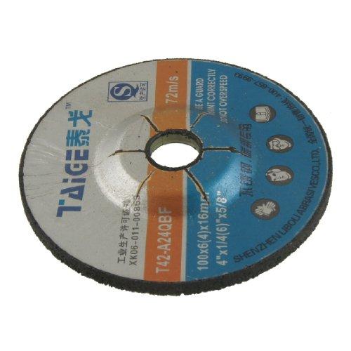 Uxcell 16mm Inner Diameter Stainless Steel Cutting Polishing Disc Grinding Wheel