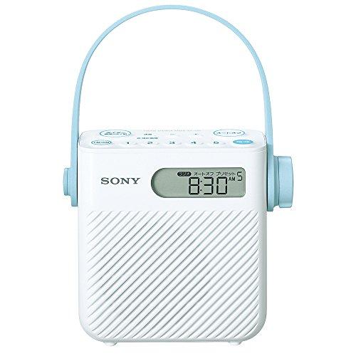 SONY(ソニー)『FM/AMシャワーラジオ(ICF-S80)』