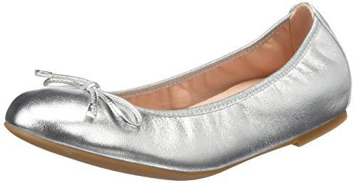 Unisa Acor_20_LMT, Ballerine Donna, Argento (Silver Silver), 37 EU