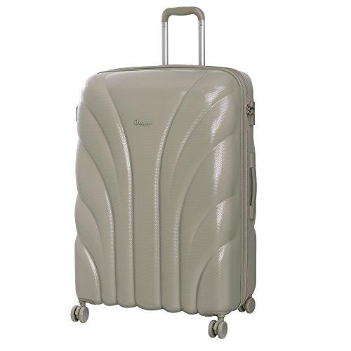 it luggage Cascade 8 Wheel Hard Shell Single Expander Suitcase Large with...