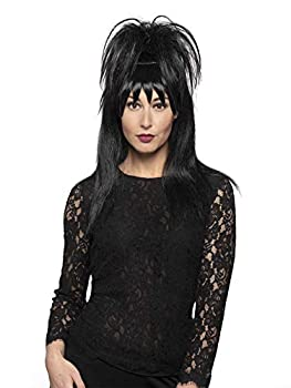 Enigma Wigs womens Goth Lydi Costume Accessories Black One size fits all US