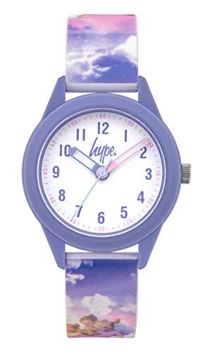 Hype Angel Regenbogen Skies Kinder-Armbanduhr