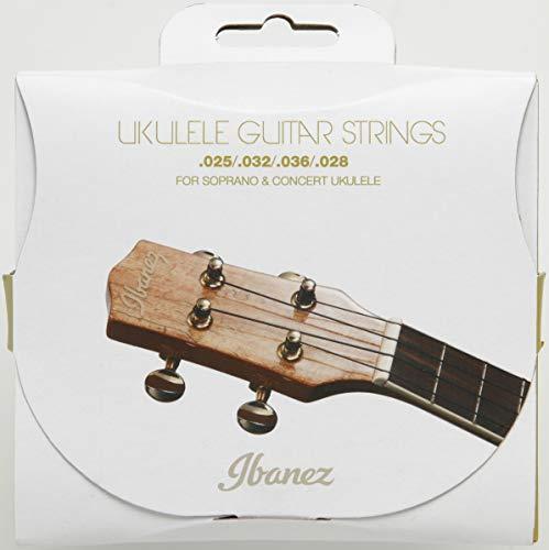 Ibanez IUKS4 Soprano Ukulele Strings Set - Bl