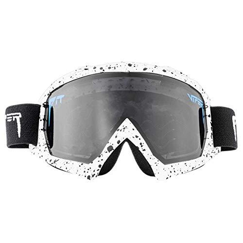 Gafas De Sol Polarizadas Pit Viper Originales Para Hombres Y Mujeres Gafas De Sol Polarizadas De Doble Ancho A Prueba De Viento Al Aire Libre Lente Espejada Ultravioleta Gafas Clásicas Marco Tr90 Prot