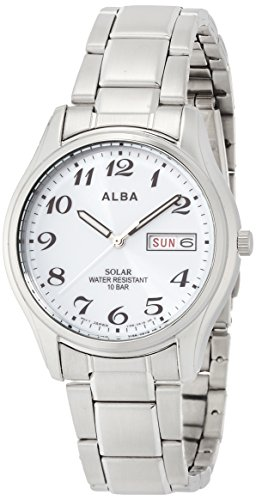 [セイコーウォッチ] 腕時計 アルバ ソーラー ハードレックス ペア AEFD539