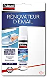 Rubson Efface rayure Rénov'éclats - Masque efficacement les éclats et rayures des meubles de salle de bain - Blanc - 1 x 12 ml