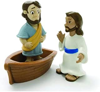 Bible Toys Tales of Glory Jesus Walks on Water