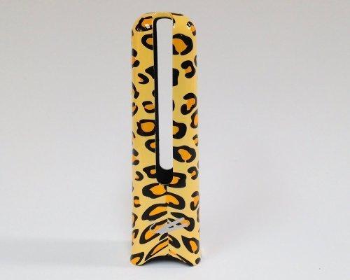 Ionco Heat Guard Film protecteur d'écran pour fer à lisser, motif léopard classique