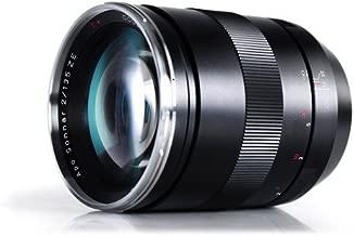 Zeiss 135mm f/2.0 APO-Sonnar T ZE Lens, Canon Mount