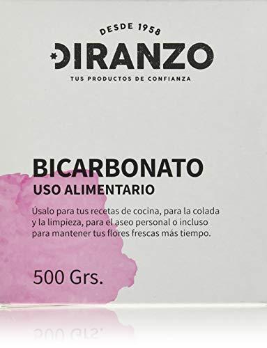 Diranzo Bicarbonato Diranzo Bicarbonato Sodico 500 Gr.Caja - 500 gr