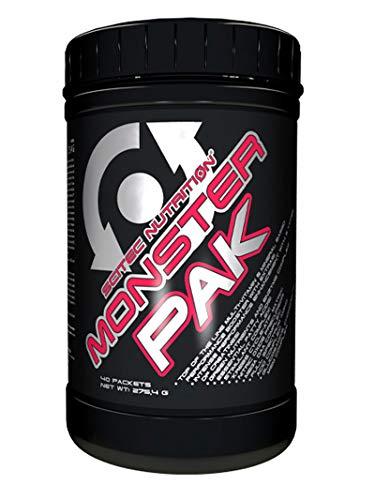 Scitec Nutrition Monster Pak, 40 Portionsbeutel