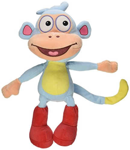 Beanie Buddy - Dora the Explorer - Boots The Monkey - TY90143 -. TY