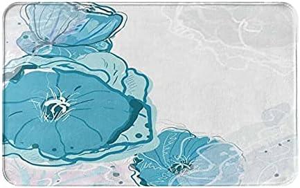 ABSOP Kitchen Rugs overseas Import Beach Starfish Bath No Mat Rug Comfort Runner