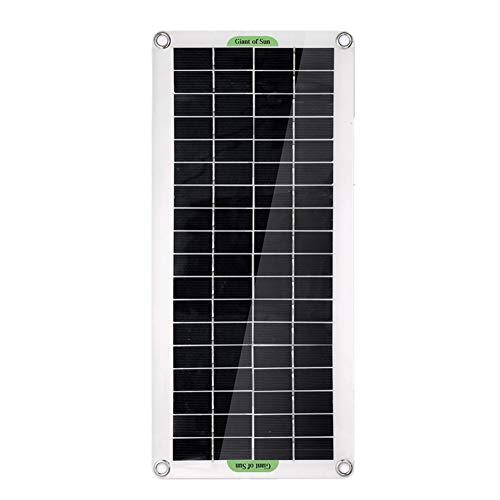 Pannello solare in policristallino da 30 W Pannello solare flessibile per accessori di alimentazione di emergenza per camper da esterno