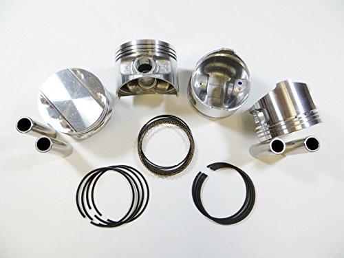 Upgraded Piston/Premium Ring Kit 95-99 Eclipse Talon Sebring Neon Avenger 2.0L DOHC 420A standard size