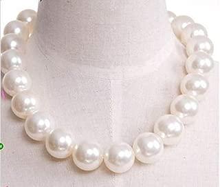 collier homme grosses perles