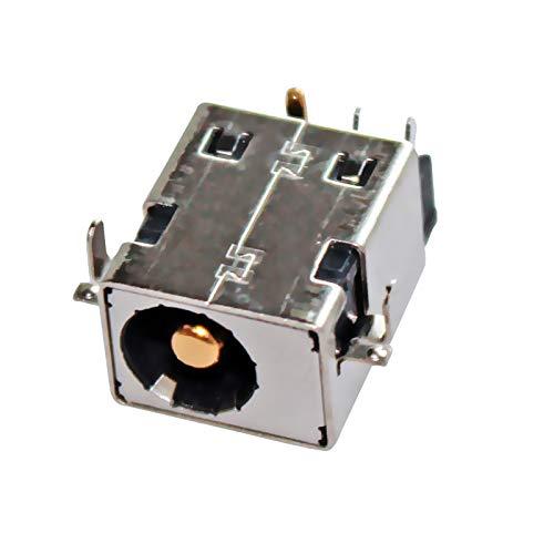Gintai Intercambio del puerto de carga del conector de alimentación CC para MSI GS63 GS63VR PS42 MS-16K21 MS-16K2 MSI-NL 5706 5692.