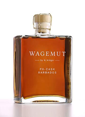 WAGEMUT PX Cask by N. Kröger - Barbados Rum (1 x 0.7 l)