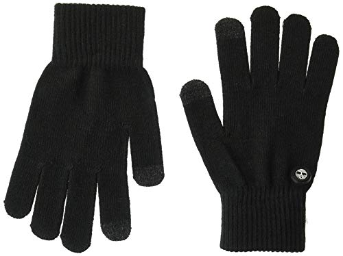 Timberland Men's Magic Glove with Touchscreen Technology, black, One Size