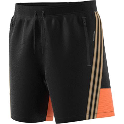 adidas M Fi Short Q2 Herren-Shorts, Herren, Kurze Hose, GL5676, schwarz/narchi, M