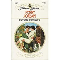 Beyond Compare (Harlequin Presents, #1282) 0373112823 Book Cover