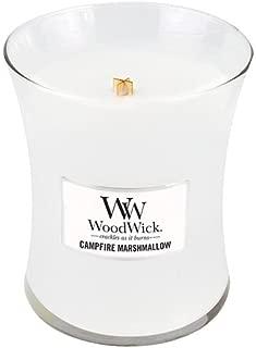 WoodWick Campfire Marshmallow Medium Jar Candle