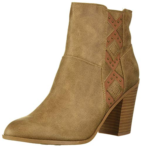 Fergalicious Women's Garcia Fashion Boot, Sand, 9 M M US