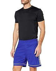 adidas Squadra 17 P - Pantalones Cortos de Fútbol con Cintura Elástica Hombre