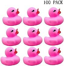 Best hot pink rubber duck Reviews