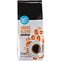 Happy Belly House Blend Ground Coffee, Medium Roast, 32 Ounce