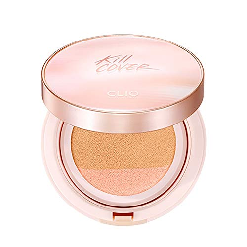 Clio Kill Cover Pink Glow Cream Cushion Set (including refill) (2-BP Lingerie)