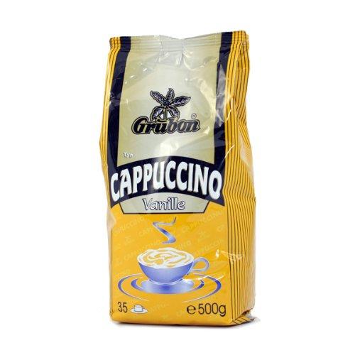 Grubon Cappuccino Vanille 10x500gr