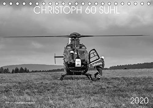 Christoph 60 Suhl (Tischkalender 2020 DIN A5 quer)