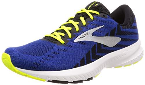 Brooks Launch 6, Zapatillas de Running para Hombre, Multicolor (Blue/Black/Nightlife 419), 42...